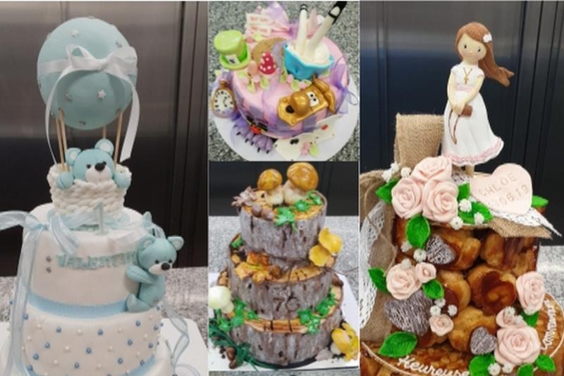 Pâtisserie Cake design Les Gourmandises d'Angèle