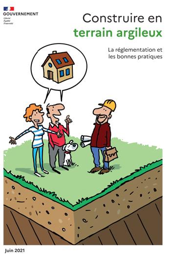 construire en terrain argileux